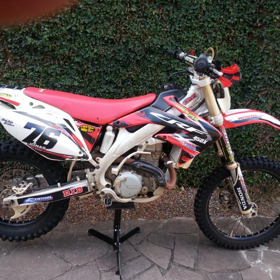 Yamaha WR450F 2021 - Precio, fotos, ficha técnica y motos