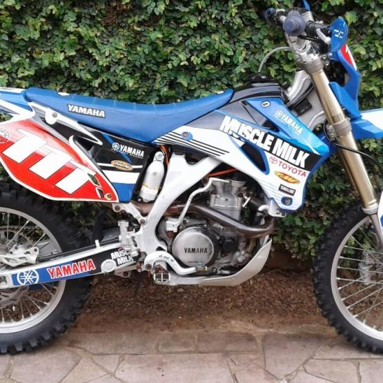 Dakar 18 - Yamaha WR 450F Gameplay PC HD - YouTube