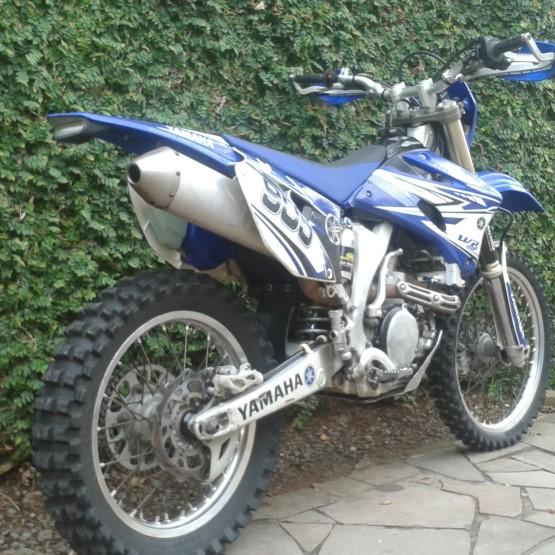 Yamaha WR-450F - U-Bike Motos