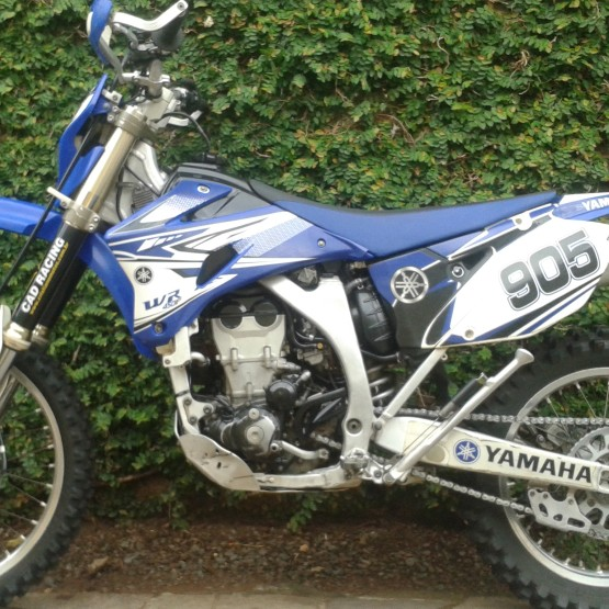 New Yamaha WR 450F   Visordown